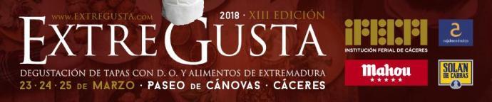 Extregusta 2018 - XIII Edición